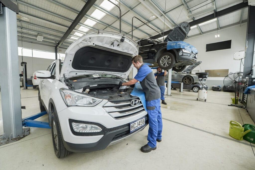 Ingham Hyundai Service