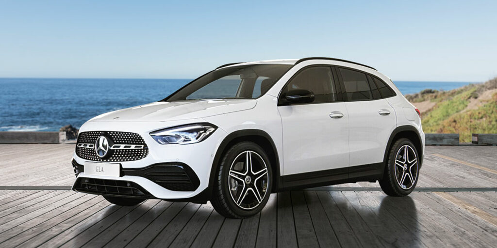 Mercedes-Benz GLA with Sports Package