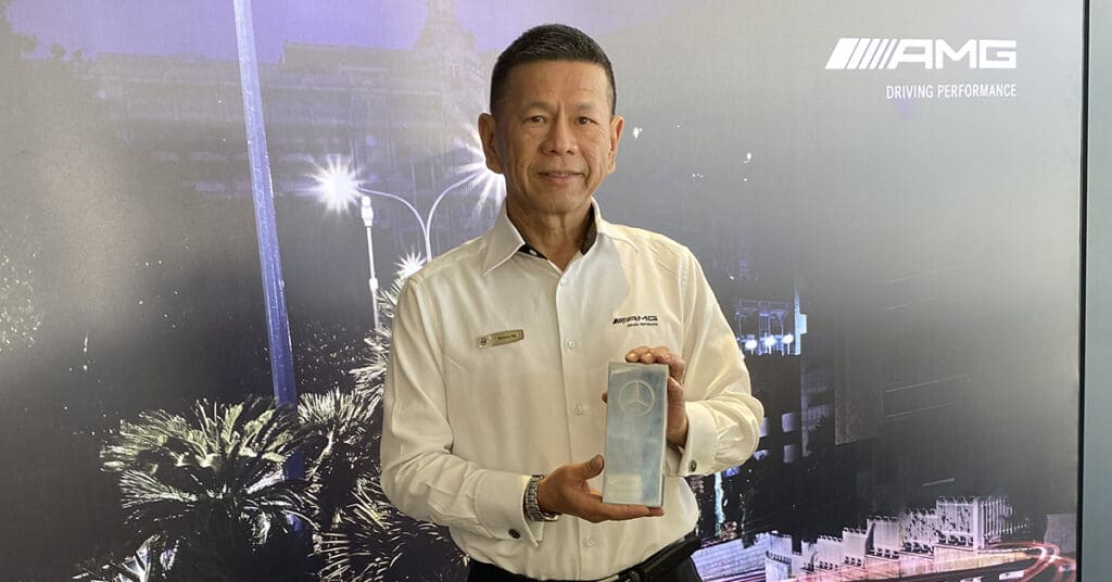 Nelson Ng | Service Advisor of the Year 2020